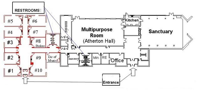 CCUU Floor Plan