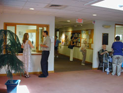 CCUU Hallway View