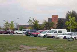CCUU Parking Lot